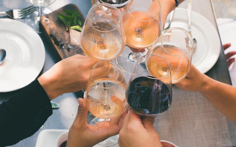 Spanish Themed Wine Dinner