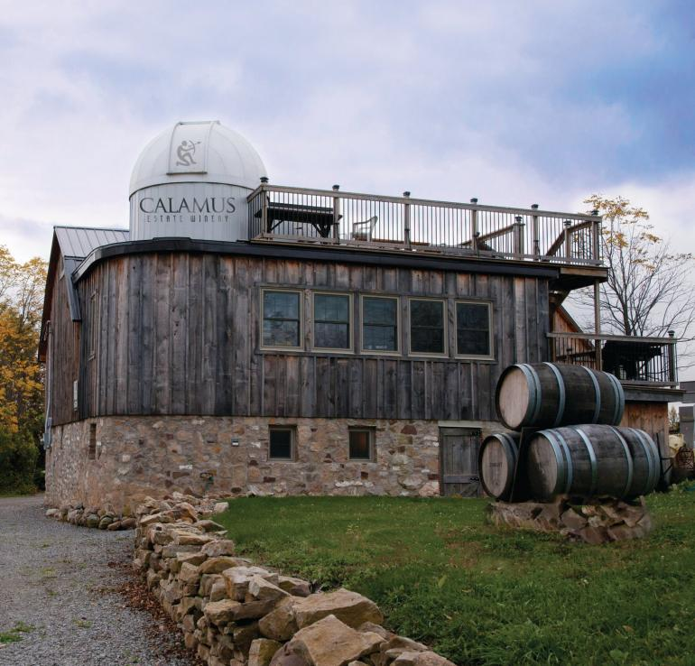 A Visit to the Beamsville Bench
