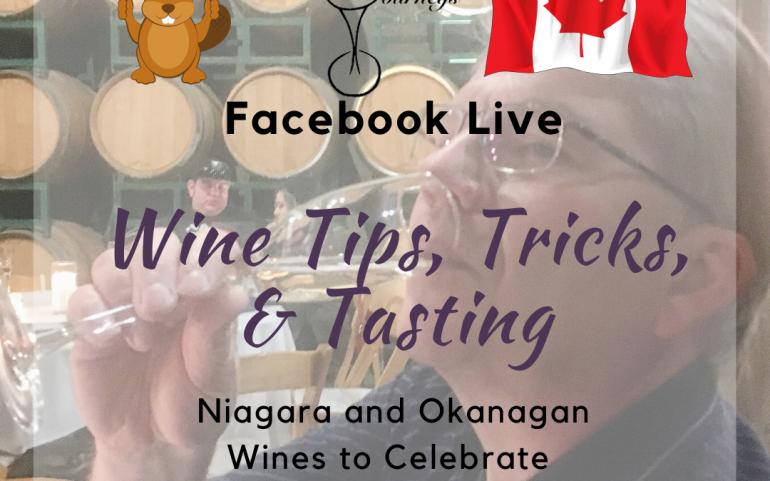 Niagara and Okanagan Wines to Celebrate Canada Day