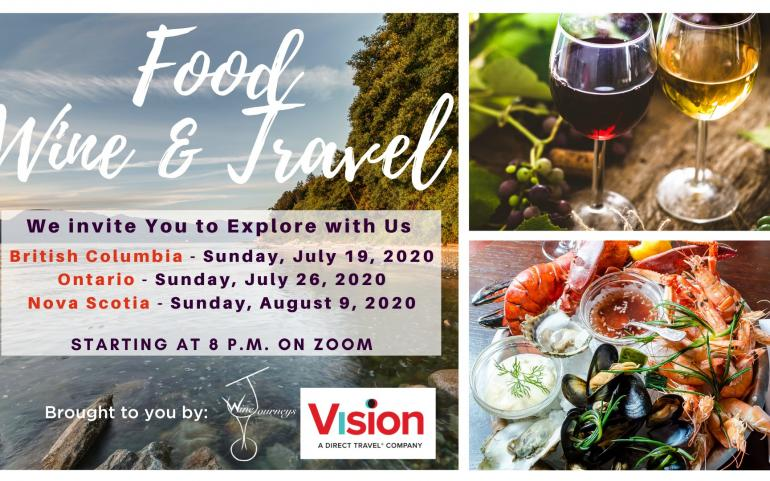 Food Wine & Travel – Ontario