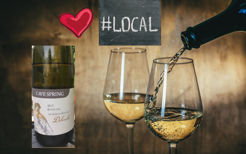 Love Local – A Journey to Cave Spring Cellars