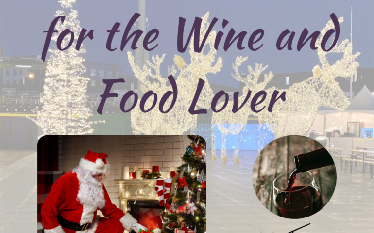 Gift Certificates for the Wine and Food Lover